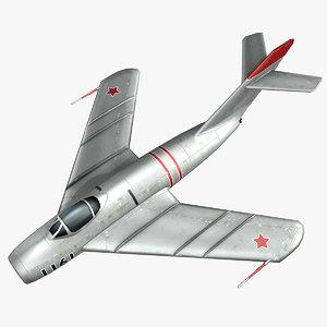 fighter aircraft 3D