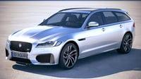Jaguar XFS Sportbrake 2018