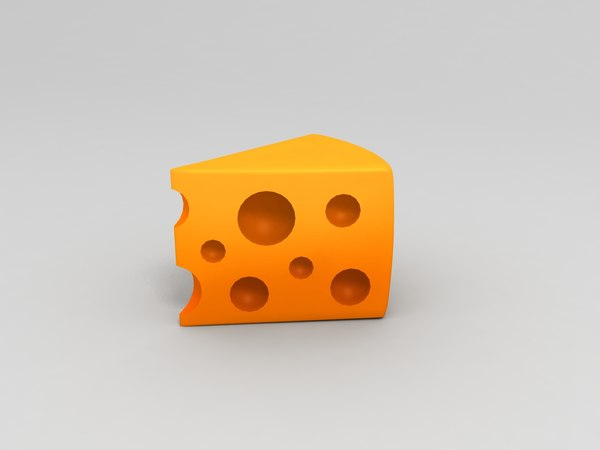 3D cheese