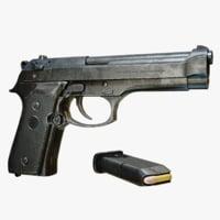 octane 8k 4k 3D model