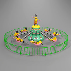 whirligig apis florea model