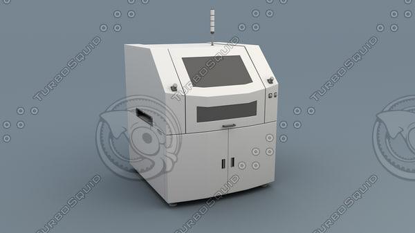 3D mpm momentum printer