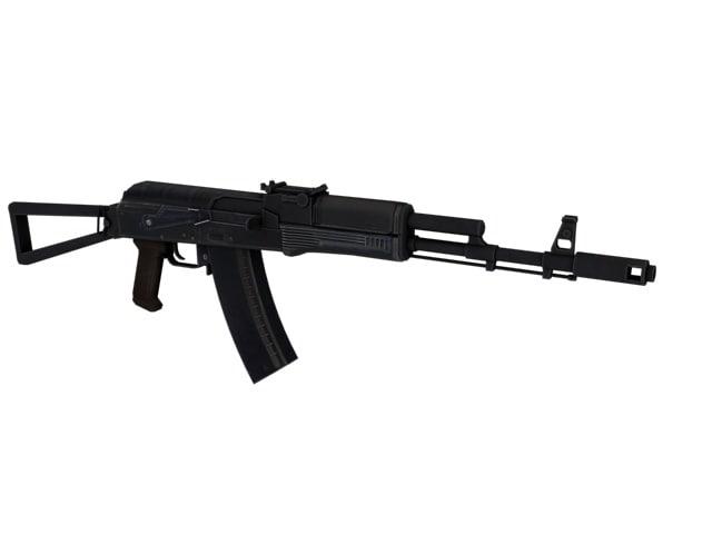 3D ak-74 akm model