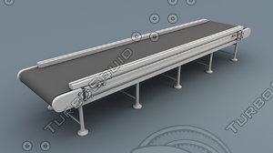 conveyor belt 3D