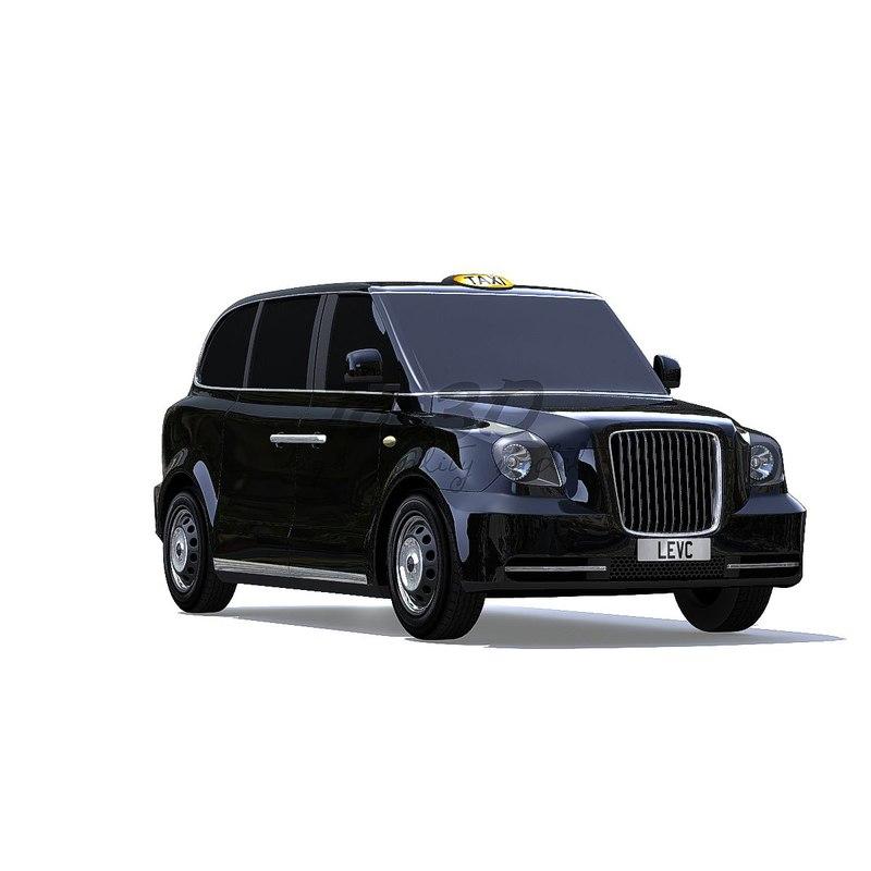 3D tx5 cab model