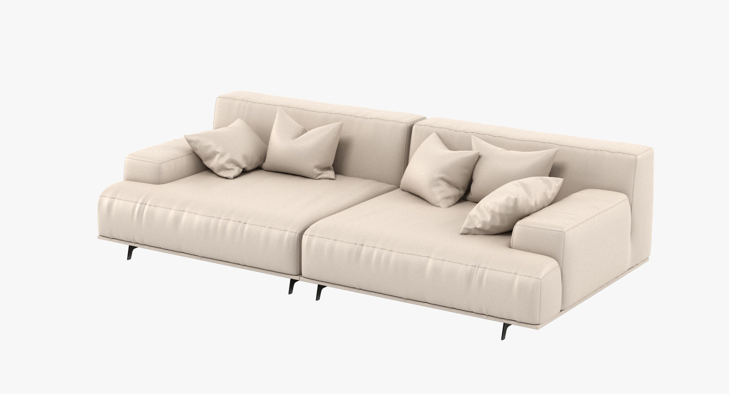 poliform tribeca sofa model