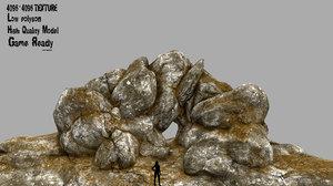 desert rock model