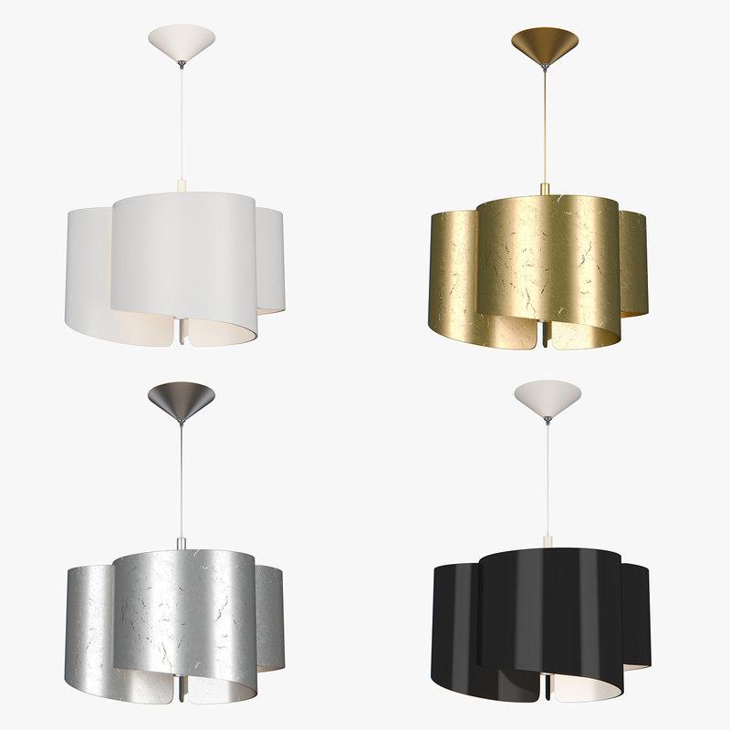 chandelier pittore lightstar 3D