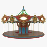 Carousel Base
