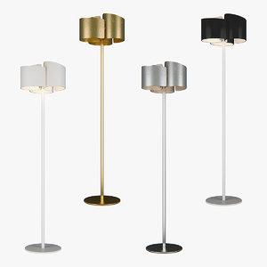 lamp pittore lightstar 3D model