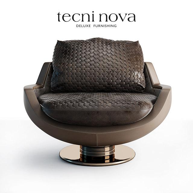 tecni nova collections fortune 3D model