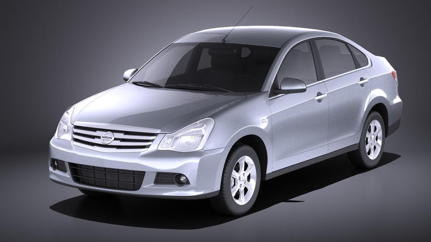 2015 2010 3D model