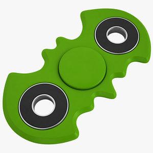 spinner 3D model