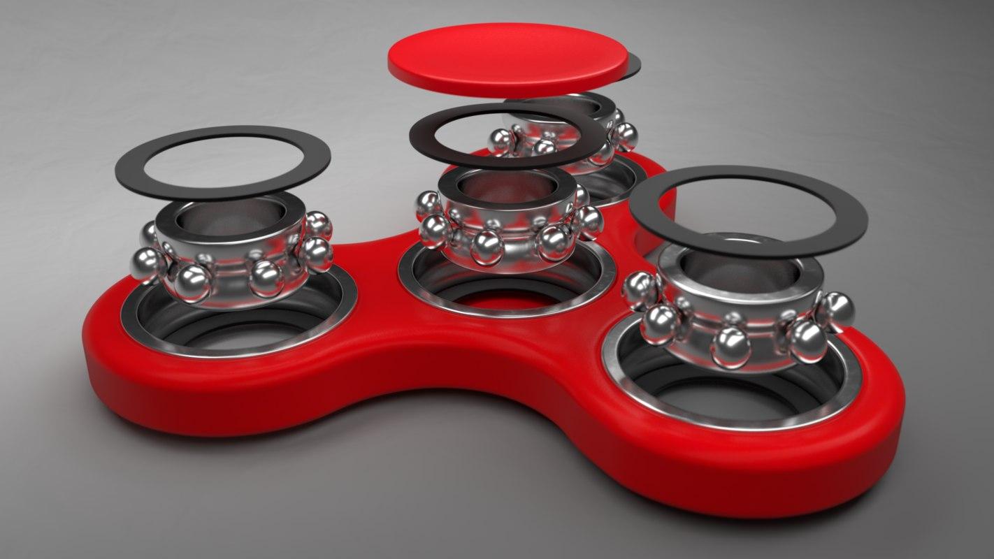 popular toy metal 3D model