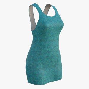 3D dress