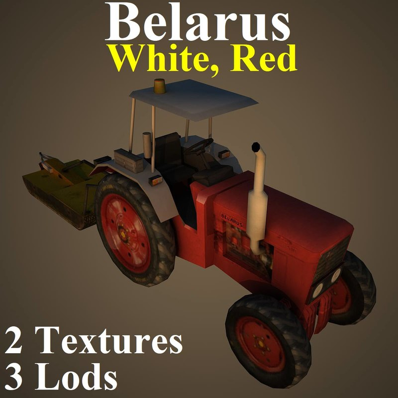 3D tractor wre