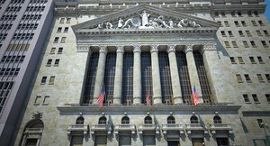 new york stock exchange 3D