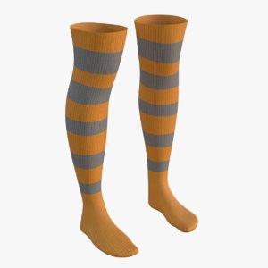 knee socks 2 model