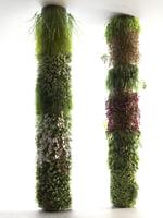 3D columns garden 2