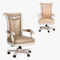 3D model 230 carpenter office chair
