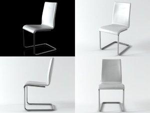 3D swing chair model