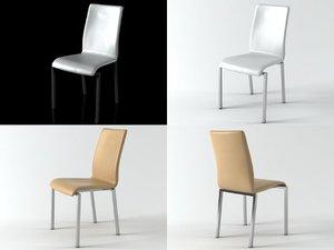 3D quadro chair