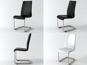 pavia chair 3D
