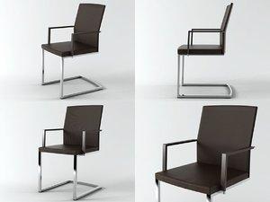 3D silea chair
