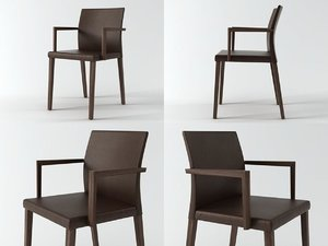 vero chair 3D model