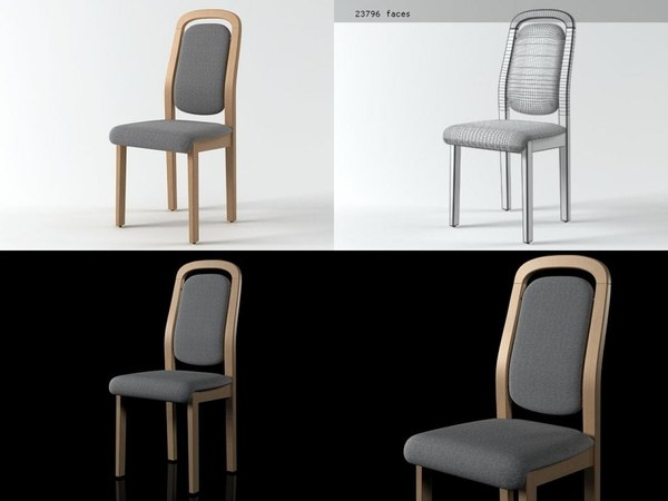 3D dana chair