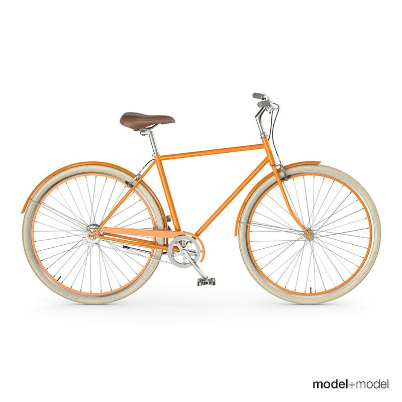 bike bicycle model