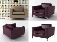 3D foster 503 armchair