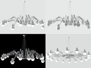 3D dear ingo model