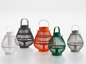 lumpur lanterns model