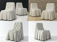 bohemien chair 3D model