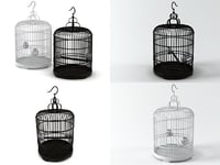 3D birdcage 03