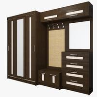 Wardrobe modular system