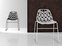 3D nett chair