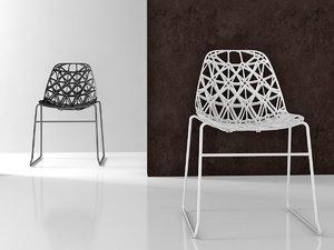 3D nett chair