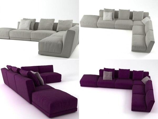 3D luis sofa comp1