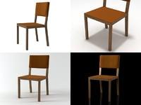 triz chair 3D