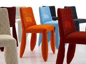 3D monster chair