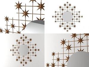 3D constellation mirror model