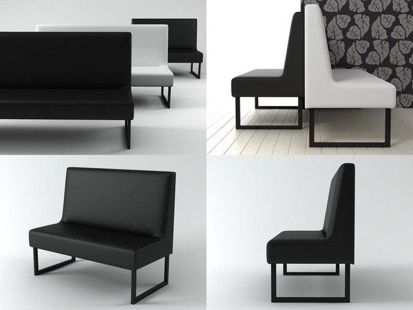 menu sofa model