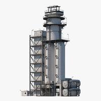 3D refinery module