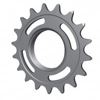 18 cog fixed gear 3D model