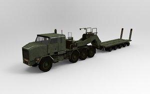 3D het m1070 model