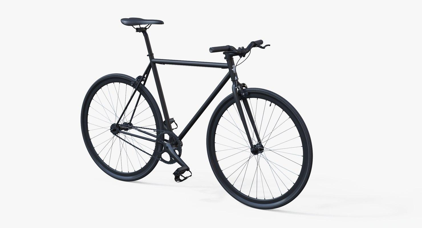 bike fixie model