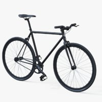 Bike Fixie Type02