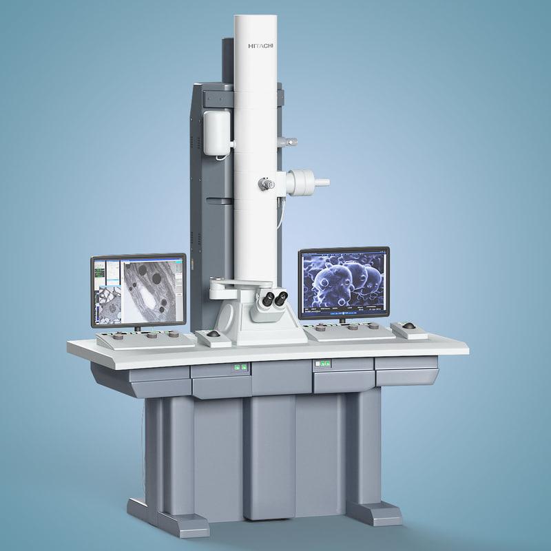 transmission electron microscope ht7700 model